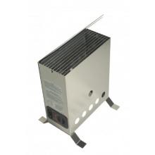 GASTEC Gewächshausheizung 2,0 kW Edelstahl Bild 1