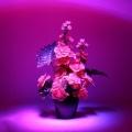 Golden Tulip Wachstumslampe Pflanzenlampe 225 LEDs 15W Bild 1