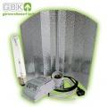 400W GIB,ETI BLÜTE Natriumdampflampe Pflanzenlampe Bild 1
