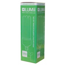 LUMii Pflanzenlampe 125 W CFL-Lampe Warm, 2700 K Bild 1