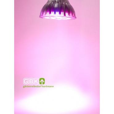 15W LED Pflanzen Grow Lampe E27 Pflanzenlampe von GBK Bild 1