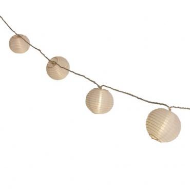 plaights led sommerlichterkette 20 led lampignons test. Black Bedroom Furniture Sets. Home Design Ideas