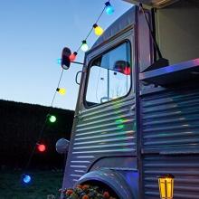 30er LED Party Lichterkette Innen Außen,Lights4Fun Bild 1