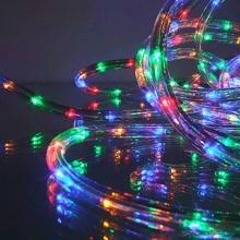 Lichtschlauch 9m,216 LED Multicolor von Gartenpirat Bild 1