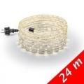 LED Lichtschlauch 24m warmweiss von GEV Bild 1
