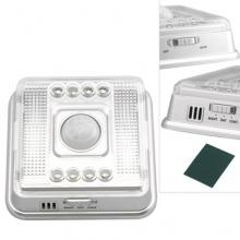 8 LED Bewegungsmelder,Sicherheitsbeleuchtung,lepowde Bild 1