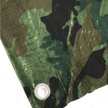 Benson Tarpaulins 2x3m Abdeckplane,Pflanzenschutz Flecktarn Bild 1