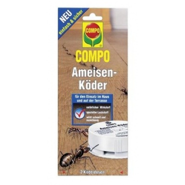 Compo Ameisenabwehr Ameisen-Köder Doppelpack Bild 1