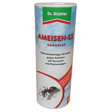 Dr. Stähler Ameisenabwehr Granulat, 500 g Streudose Bild 1