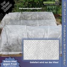 Pflanzen Garten-Vlies Pflanzenabdeckung von GREEN24 Bild 1
