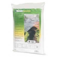 Windhager Garten-Vlies, Weiß, 10 x 1,5 m Bild 1