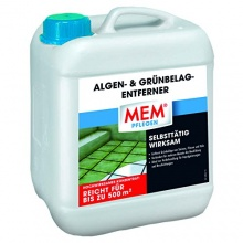 MEM Algen- und Grünbelag-Entferner 5 l,Moosvernichter Bild 1