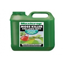Maxicrop 554329 500 ml und Moosvernichter Rasen Tonic Bild 1