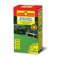 WOLF LW 100 Moosvernichter und Rasendünger Bild 1
