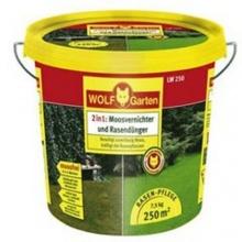 WOLF LW 250 Moosvernichter und Rasendünger,7,5 kg Bild 1