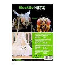 Isotronic Moskito-Netz für Betten 12,5m,Moskitoschutz  Bild 1