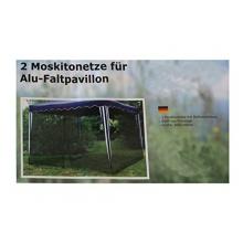 Moskitonetz für Faltpavillon,Moskitoschutz von GD-World Bild 1