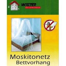 Moskitonetz Insektenschutz Bettvorhang v EuroDiscount Bild 1