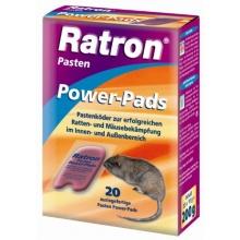 Ratron Pasten Power-Pads 10x20 g,Nagetierbekämpfung  Bild 1