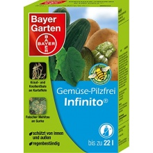 Bayer 109550 Gemüse-Pilzbekämpfung Infinito - 60 ml Bild 1