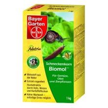 Bayer Schneckenkorn Biomol - 1 kg,Schneckenabwehr Bild 1