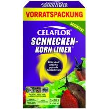 Celaflor Schneckenkorn Limex,4 x 250 g,Schneckenabwehr Bild 1