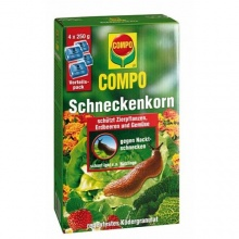 Compo 16436 Schneckenkorn 4 x 250 g Schneckenabwehr Bild 1