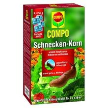 Compo Schneckenabwehr Schnecken-Korn 4 x 250 g  Bild 1