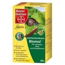 Bayer Schneckenkorn Biomol - 400 g,Schneckenabwehr Bild 1