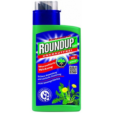 roundup easy 500 ml unkrautvernichter test. Black Bedroom Furniture Sets. Home Design Ideas
