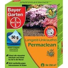 Bayer Langzeit-Unkrautvernichter Permaclean 5x50g Bild 1