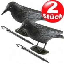 Taubenschreck Vogelabwehr Rabe von Profi-Gruppe Bild 1
