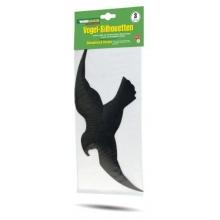Windhager Vogel-Silhouetten, 3 Stück,Vogelabwehr  Bild 1