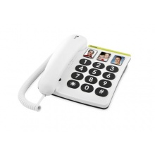 Doro PhoneEasy 331ph, Schnurgebundenes Großtastentelefon Bild 1