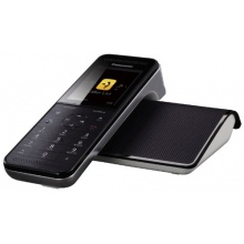 Panasonic KX-PRW110GW Design-Schnurlostelefon Bild 1