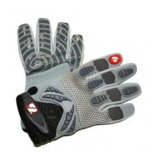 American Football Handschuhe FRG-02 XL silber Bild 1