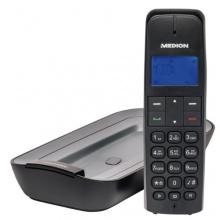 MEDION LIFE E63063 MD 84058 DECT Telefon Bild 1