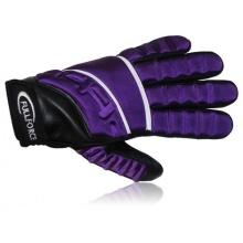 Full Force The Player LB/RB Football Handschuhe, pu, M Bild 1