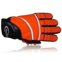 Full Force The Player LB/RB Football Handschuhe, or, S Bild 1