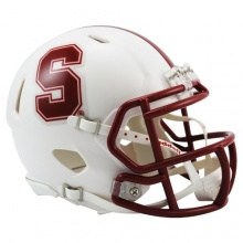 Riddell Stanford Cardinal College Football Speed Helm Bild 1