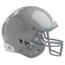Rawlings IMPULSE Adult Football Helmet M Met. Silver Bild 1