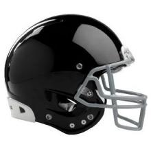 Rawlings IMPULSE Adult Football Helmet M Black Bild 1