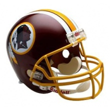 Washington Redskins Replica Full Size Helmet Bild 1