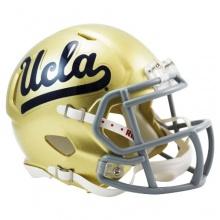 Riddell UCLA Bruins College Football Speed Mini Helm Bild 1