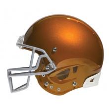 Rawlings IMPULSE Adult Football Helmet XL Orange Bild 1
