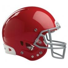 Rawlings IMPULSE Adult Football Helmet L Scarlet Bild 1