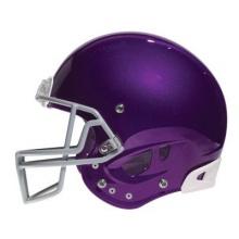 Rawlings IMPULSE Adult Football Helmet XL Purple Bild 1
