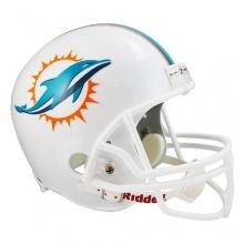 Miami Dolphins Replica Full Size Helmet Bild 1