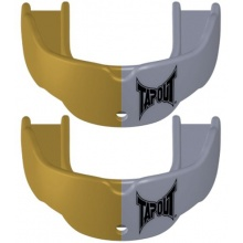 Tapout Football Mundschutz Senior Gold/Silver Bild 1