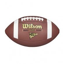 Wilson Football NCAA Game Replica, braun Bild 1